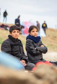 Выдворенные из Великобритании сирийские беженцы застряли во Франции