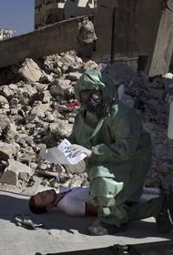 Исламисты в Сирии готовят провокационную химическую атаку