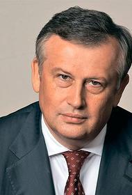 У семьи губернатора Ленинградской области Александра Дрозденко выросли доходы