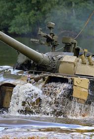 Шойгу поздравил танкистов с праздником