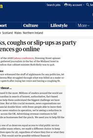 Guardian перестала обращаться к русским читателям