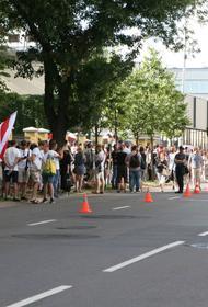 Перед началом акции протеста в Минске начались задержания