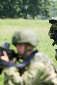 300 российских десантников участвуют в маневрах на западе Белоруссии
