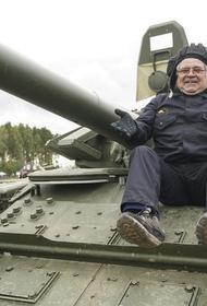 Украина и Россия отмечают День танкиста