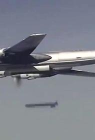 Противолодочные самолеты Ту-142 ВМФ РФ имитировали атаку на корабли НАТО в водах Баренцева моря