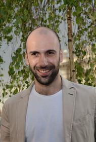 Хореограф Папунаишвили расстался с женой-итальянкой