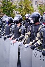 МВД Белоруссии подтвердило использование оружия на акции протеста в Минске
