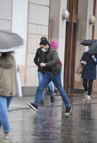 Синоптик Леус предупредил о дождях в Москве во второй половине дня