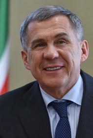 ЦИК начал обрабатывать протоколы: Минниханов набирает 88,6% голосов на выборах президента Татарстана