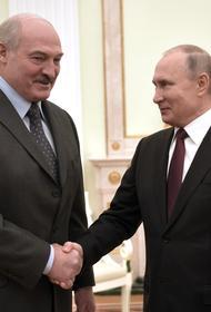 Песков раскрыл подробности встречи Путина и Лукашенко