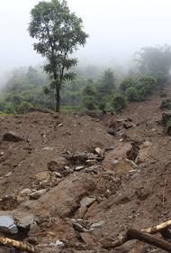 В Непале сошел крупный оползень, погибло более 25 человек