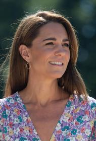 Журналисты сообщили, что Кейт Миддлтон пьет на завтрак смузи и перекусывает оливками