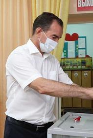 На губернаторских выборах на Кубани победил действующий глава региона Кондратьев