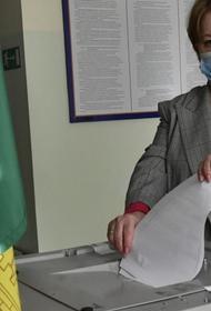 На Кубани явка на выборах составила 68,69 процента