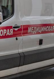 Пьяный водитель врезался в машину скорой помощи в Находке