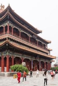 Китай гонят из Старого Света