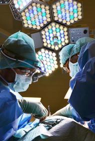 В Одинцовской больнице с тяжелыми ранениями оказался мальчик
