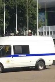 В парке у стадиона «Кубань» в Краснодаре взорвалась граната