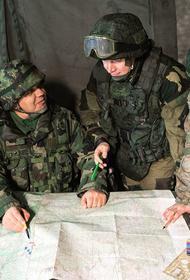 Военные учения «Славянское братство-2020» идут на западе Белоруссии