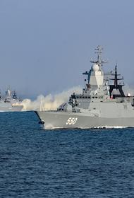 Ресурс Avia.pro: боевые корабли РФ окружили американский эсминец в Балтийском море