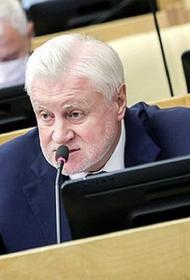 Миронов предлагает убрать избирательные участки из школ