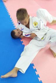 Спортсмены из челябинской детской школы дзюдо будут заниматься бесплатно