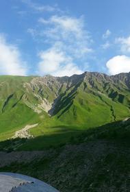 Южная Осетия открыла границу с Россией