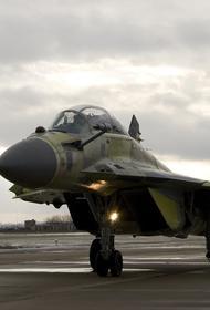 Avia.pro: Турция уничтожила истребитель МиГ-29 недалеко от ливийского Сирта