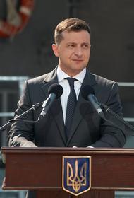 Зеленский предрек возможное начало беспорядков в самопровозглашенных ДНР и ЛНР