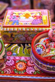 Нижегородская область занимает первое место по разнообразию народных художественных промыслов