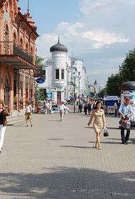 В Хабаровске впервые за пять лет сократилась численность населения