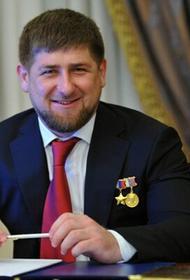 В Чечне предупредили о провокациях с маской Кадырова