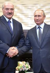 «Репортер»: Ту-160 держали на прицеле Лондон во время встречи Путина с Лукашенко