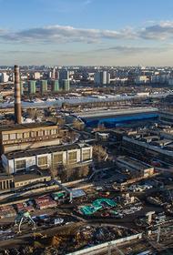 Ефимов: частные инвесторы вложат около 100 млрд долларов в промзоны Москвы