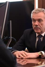 Губернатор Белгородской области Евгений Савченко объявил об отставке