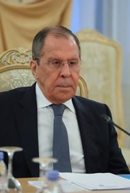 Лавров считает, что заявления Тихановской могут привести к уголовным преступлениям