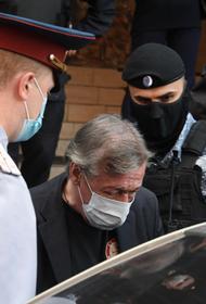 Ефремов назвал свое «высшее» предназначение в тюрьме