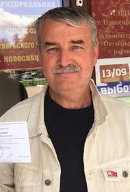 В Новосибирске депутат, которого помогло избрать умное голосование Навального, вступил в партию «Единая Россия»