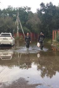 Хабаровская прокуратура проверит действия властей в связи с подтоплением села