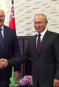 Песков заявил, что контакты Путина и Лукашенко могут возникнуть оперативно