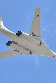 NI поведал об ответе России на полеты ядерных бомбардировщиков США над Черным морем