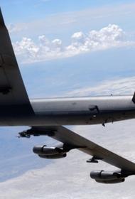 Самолеты-разведчики НАТО стали чаще летать над Черным морем - Генштаб ВС РФ