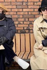 В сети появились фото беременной Татьяны Брухуновой - жены Петросяна