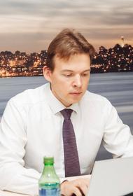 Белорусский адвокат Максим Знак объявил голодовку в СИЗО