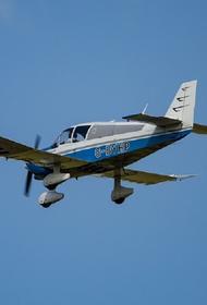 В Ульяновской области разбился легкомоторный самолет