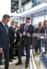 Челябинские машиностроители представили свою продукцию на выставке в Уфе
