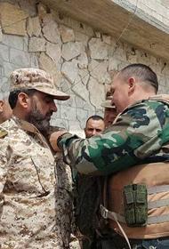 Командир 5-го корпуса САА, сформированного Генштабом РФ, попал в засаду на юге Сирии