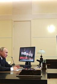 Путин назвал имя создателя гиперзвукового боевого блока «Авангард»