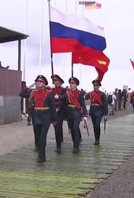 Прошло торжественное открытие стратегических военных учений «Кавказ-2020»