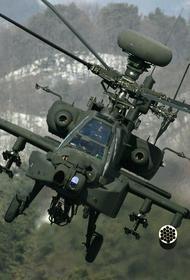 Появились новые кадры из района провокации вертолетов США против российской колонны в Сирии